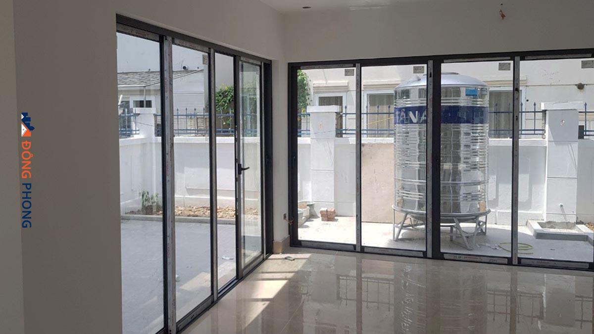 Cửa nhôm Xingfa nhập khẩu được nhiều nhà thầu lựa chọn