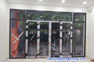 Cửa Nhôm Xingfa Tại Cầu Giấy Hà Nội