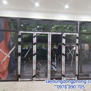 Cửa Nhôm Xingfa Nhập Khẩu