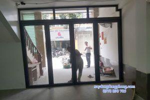 Cửa Nhôm Xingfa Nhập Khẩu Tại Lê Trọng Tấn Thanh Xuân Hà Nội