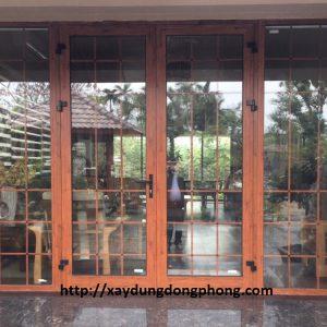 Báo Giá Cửa Nhôm Xingfa 2019