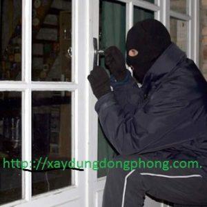 Cửa Nhôm Xingfa Chống Trộm