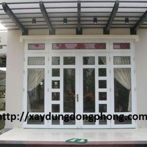 Cửa Nhôm Sơn Tĩnh điện