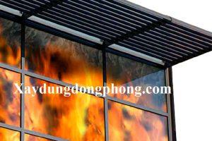 Báo Giá Cửa Nhôm Kính Chống Cháy Mới Nhất 2020