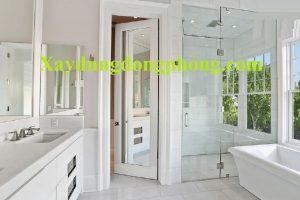 4 Loại Cửa Nhôm Kính Nhà Tắm Chống Nước, Chống Rỉ Tốt Nhất 2020