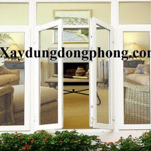 Cua Nhua Loi Thep Bao Nhieu Tien 1m2