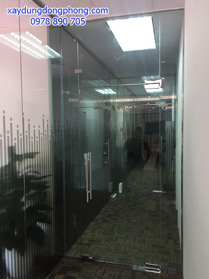 Cabin Phòng Tắm Kính Cao Cấp mở quay