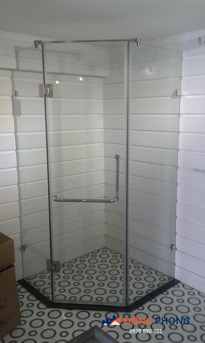 Mẫu Cabin phòng tắm kính mở lùa