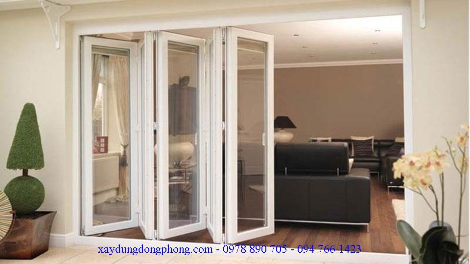 Lắp đặt cửa nhựa lõi thép giá rẻ, uy tín chỉ có tại Đông Phong window