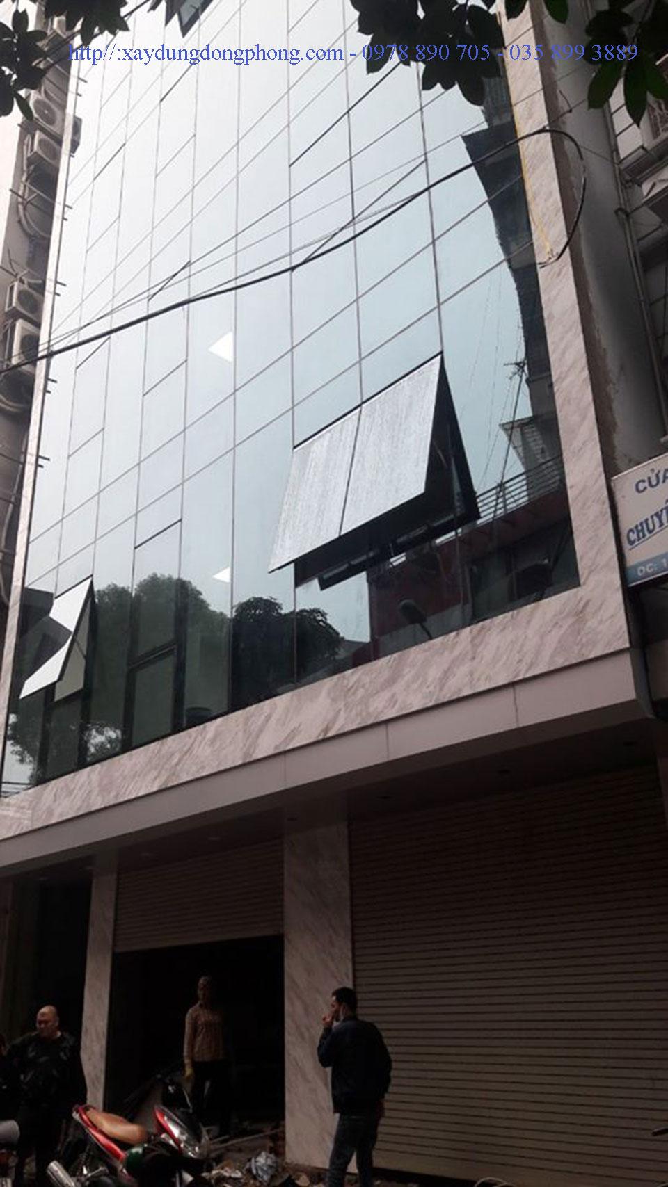 Công trình Do Đông Phong Window thực hiện