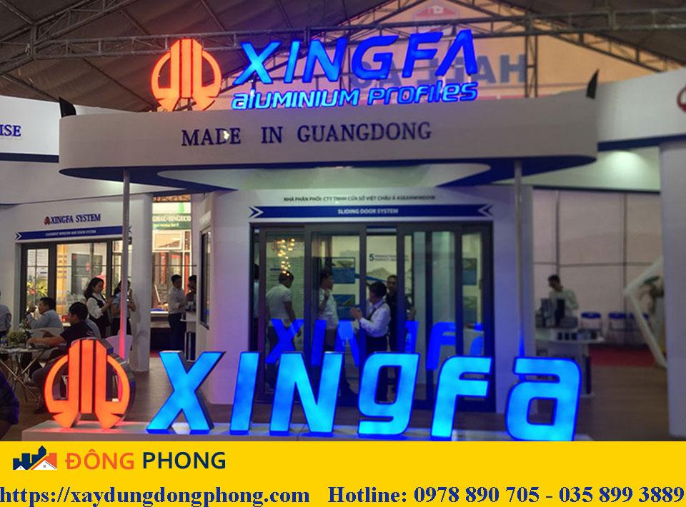 Cua Nhom Xingfa Dong Phong